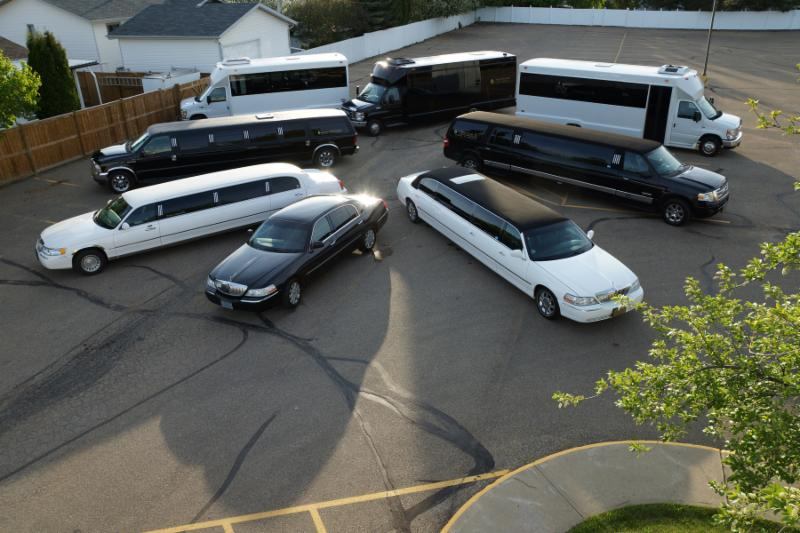 Arrow Limousine & Sedan Services Ltd