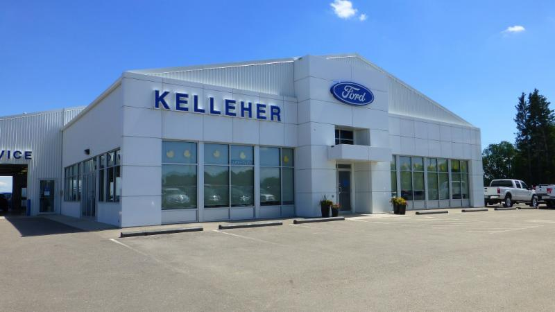 Kelleher Ford Sales Dauphin Dauphin Mb 1700 Main St S