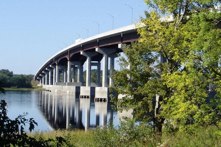 Rivière St-John Gand-Lake Meadows
