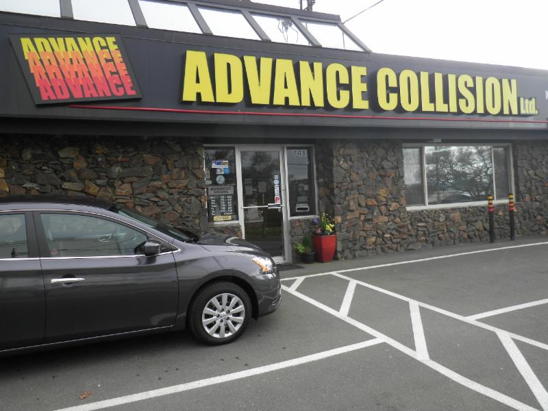 Advance collision ltd victoria bc 741 pembroke st for German motors collision center marin street