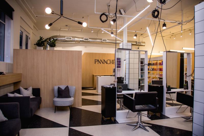 Salon panache opening hours 1423 rue montcalm for Salon panache
