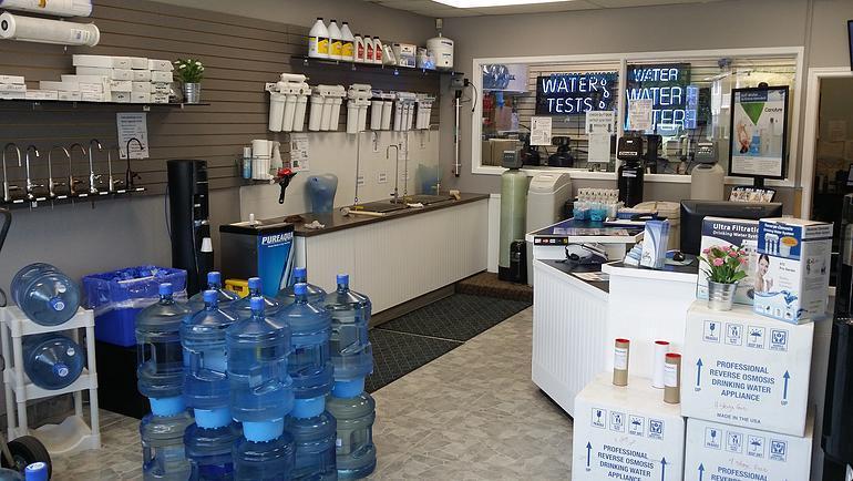 Aquatrue Water 20
