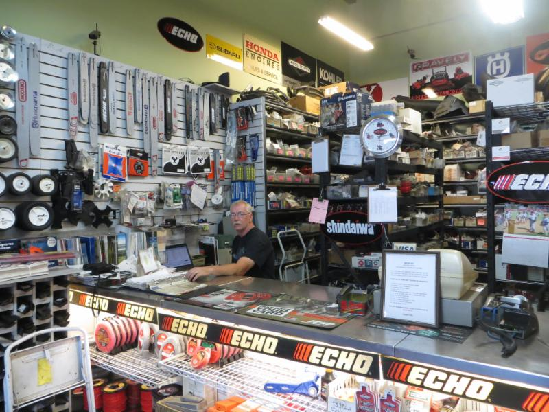 Sales, service and parts for most makes and models.