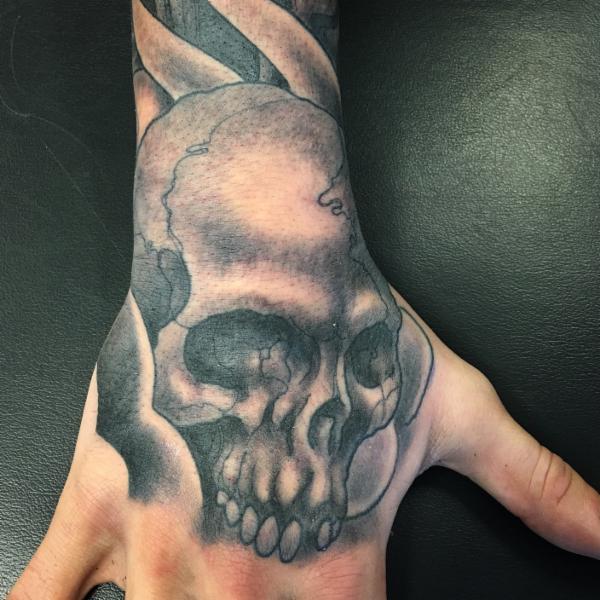 By Rick James, John Street Tattoo Hamilton, Ontraio