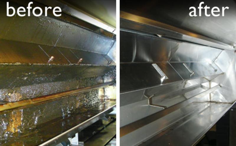 Steam Cleaning: Restaurant Steam Cleaning