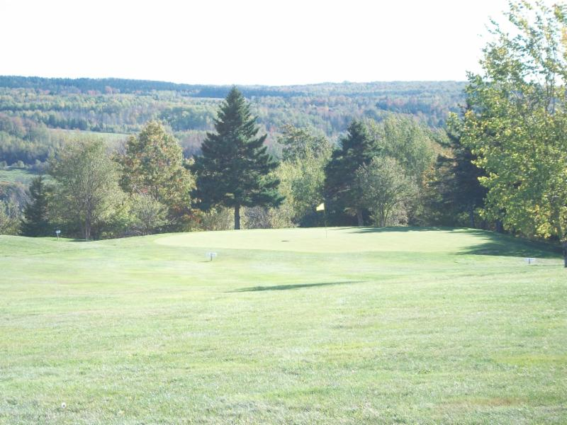 Island Green Golf Club Kentville Ns