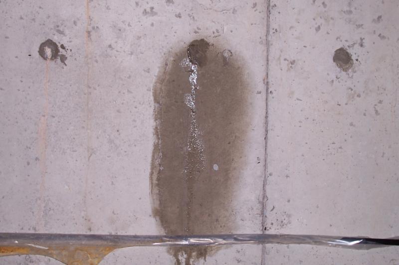 Leaking Tie-rod Hole