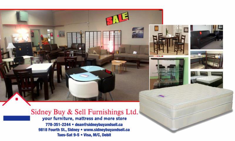 Sidney Buy amp Sell Furnishings Ltd Sidney BC 9818 4th