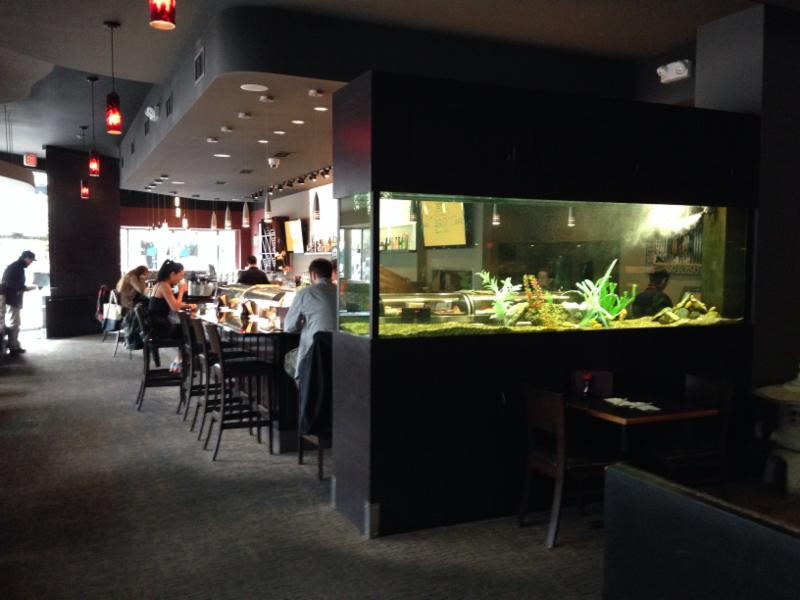 azuma sushi victoria bc 615 yates st canpages. Black Bedroom Furniture Sets. Home Design Ideas