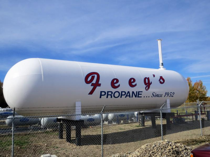 Feeg S Propane Ltd Didsbury Ab 582 Bypass Rd Canpages