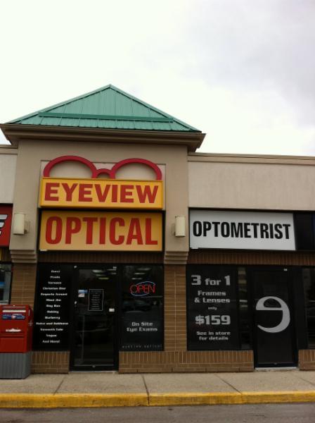 Eyeview Optical Ltd Kitchener On 6 370 Highland Rd W
