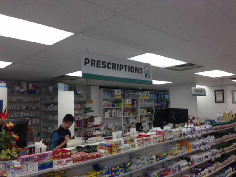 Rexall Drug Store Edmonton Ab 6104 90 Ave Nw Canpages