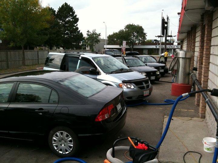 Popular Car Wash Detailing Free Vacuums
