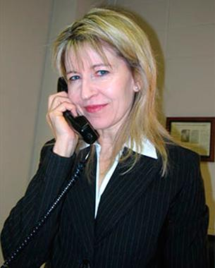 An experienced trial lawyer, Edmonton-born Marilyn Burns was described by a client as