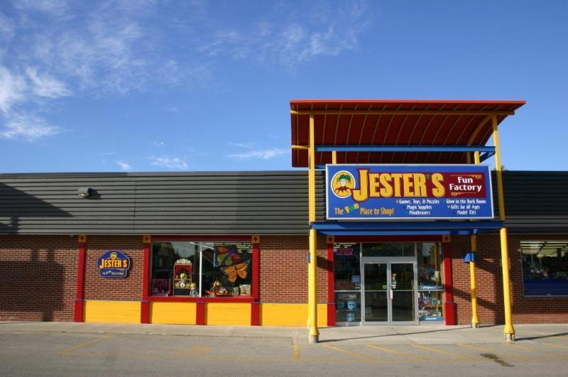 photo Jester's Fun Factory