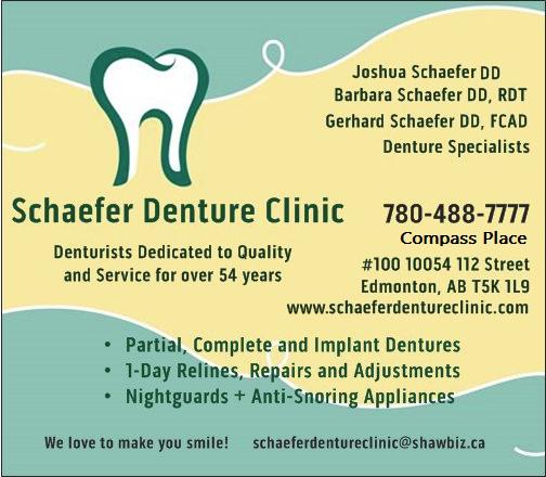 photo Schaefer Denture Clinics