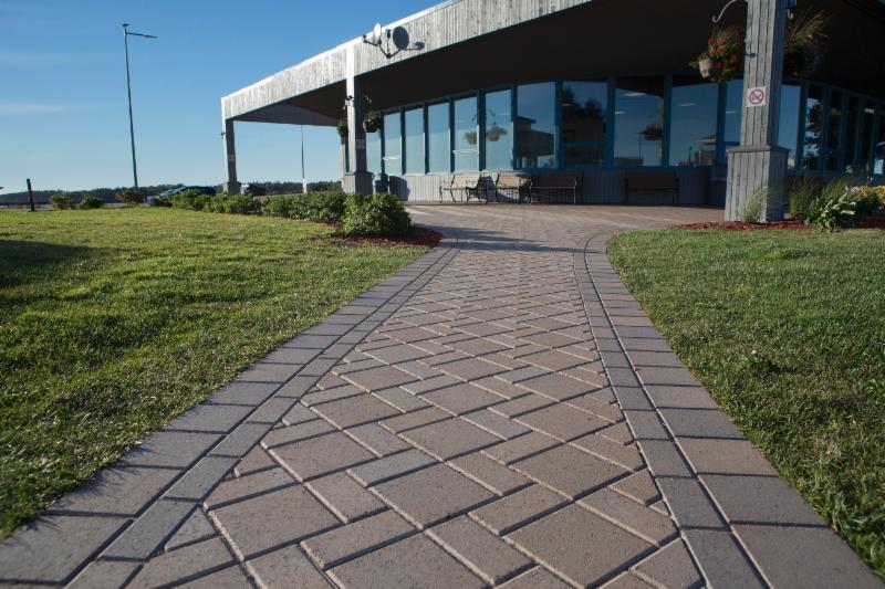 New Brick Paver Patio