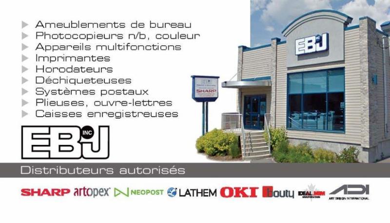 equipement de bureau joliette joliette qc 20 rue gauthier s canpages. Black Bedroom Furniture Sets. Home Design Ideas