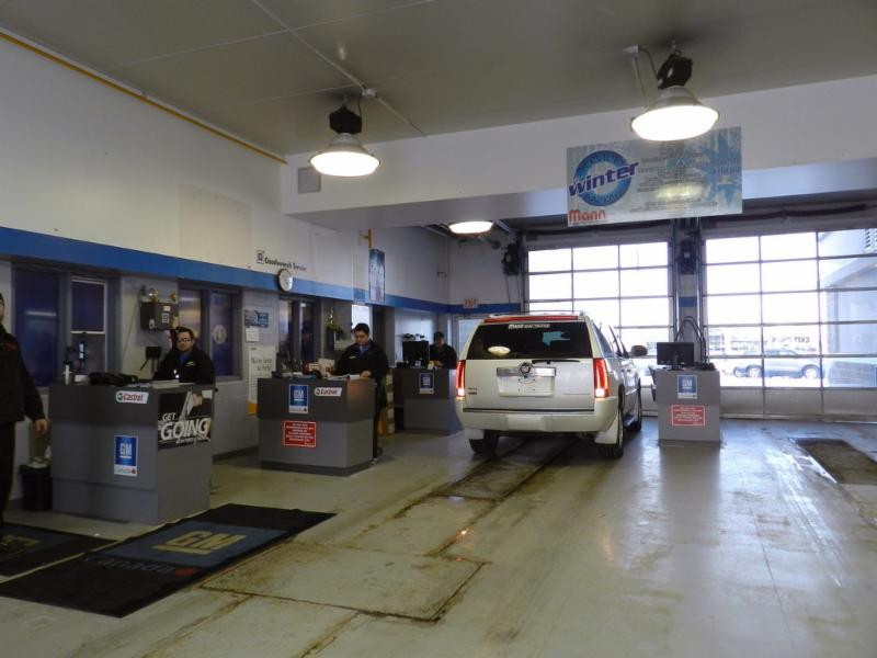 Mann-Northway Auto Source - Opening Hours - 500 Marquis Rd ...