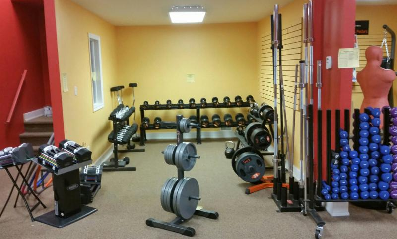 Spartan Fitness has a large selection hand weights, plates, racks and benches including kettlebells and dumbells.