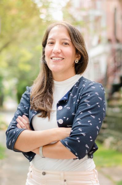 Myriam, la directrice qui ne vit que des plus grands défis!