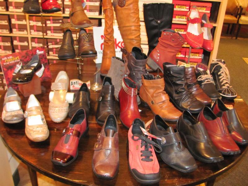 Keen Shoes Toronto Store