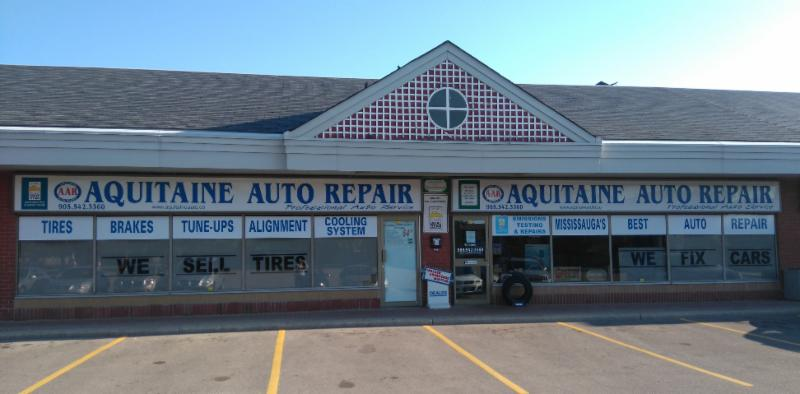 aquitaine auto repair opening hours 6905 millcreek dr mississauga on. Black Bedroom Furniture Sets. Home Design Ideas