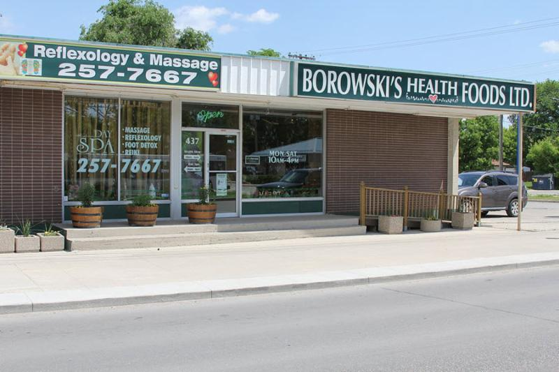 borowski s health shop day spa healthy day