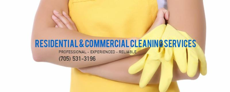 ER Commercial Cleaners | Canpages