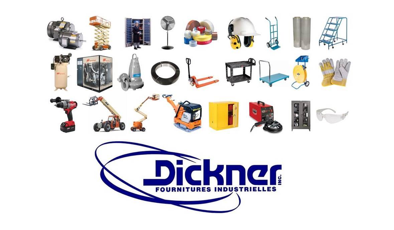 Dickner Inc - Service de location général - 418-723-7936