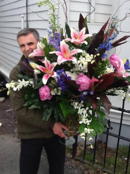 Fruit Flower Baskets Edmonton : Flower studio st john s nl hebron way canpages