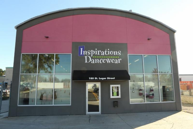 stores kitchener inspirations dancewear opening hours 180 st leger st