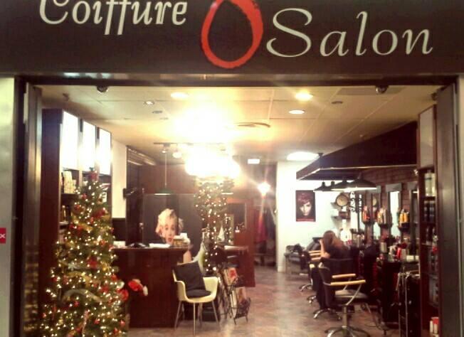 Coiffure o 39 salon horaire d 39 ouverture 1 rue la plaza for Horaire bus salon aix