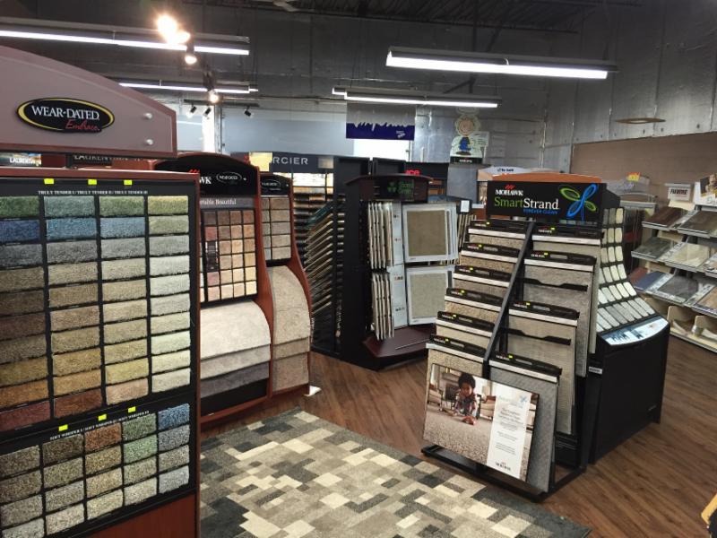 A & R Carpet Barn Sales - Winnipeg, MB - 50 Archibald St ...