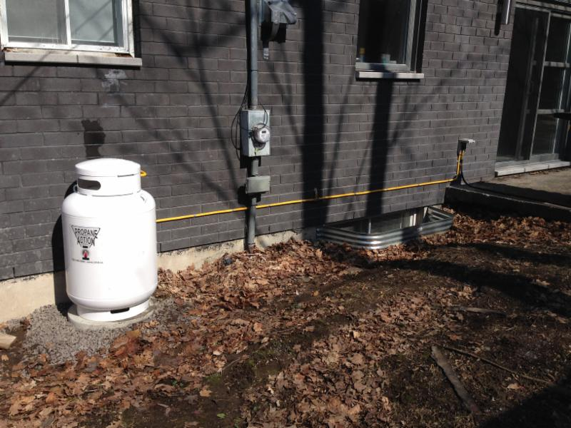 Techpro gaz inc sainte julie qc 825 rue marcel for Chauffe piscine au propane