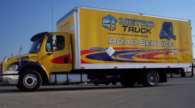 Metro Road service