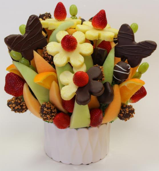 Fruit Flower Baskets Edmonton : Orchard fresh fruit bouquets pembroke on