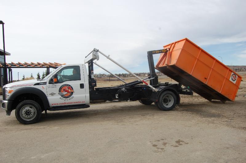 photo Roadrunner Recycling & Waste Management Ltd