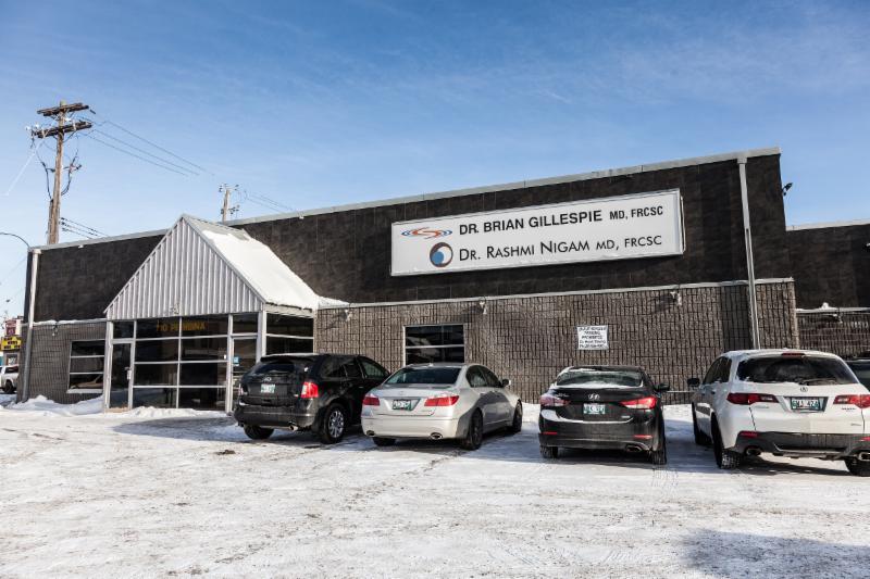 Gillespie Brian Dr Eye Specialist Winnipeg Mb 710