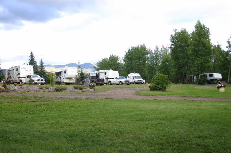 Silverthorne Mobile Home RV Park