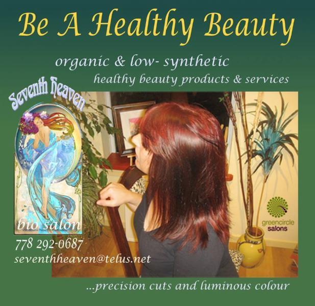 Seventh heaven hair gallery bio salon ltd surrey bc for 7th heaven beauty salon