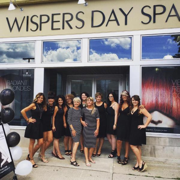 Wispers Day Spa Cambridge On