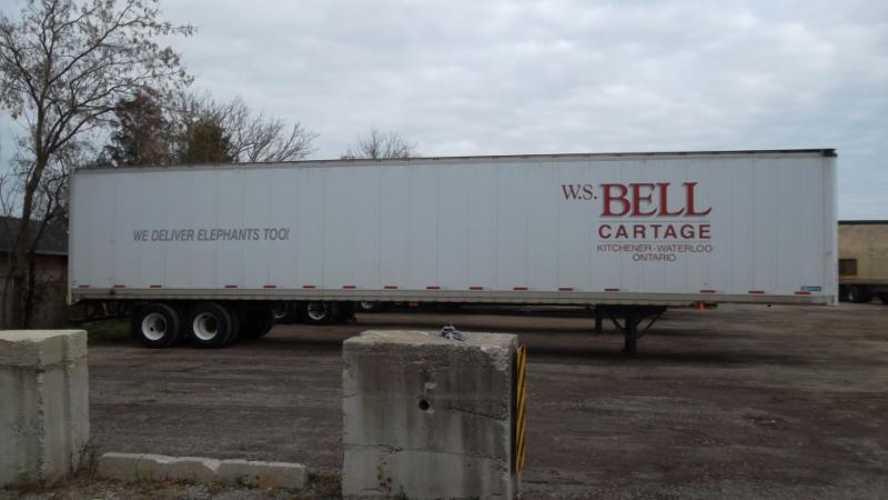 bell cartage kitchener on 7 grand ave canpages