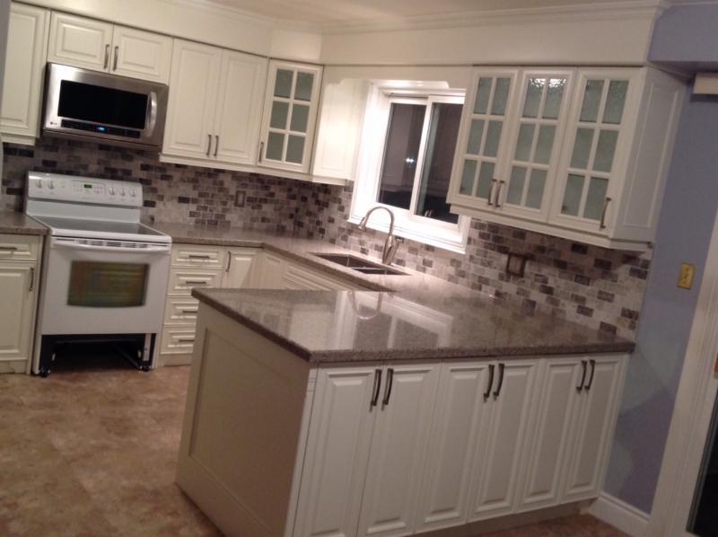 Custom Kitchen - 1
