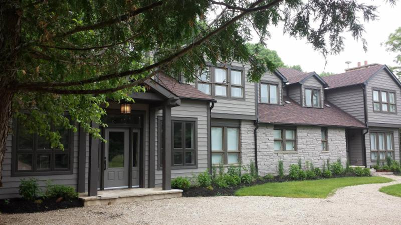 Sequel Creemore Bed & Breakfast - AFTER (2) - Completed renovation and addition