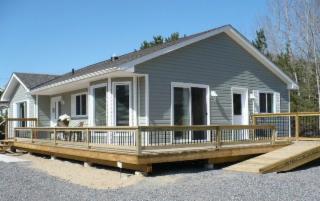 Guildcrest model homes