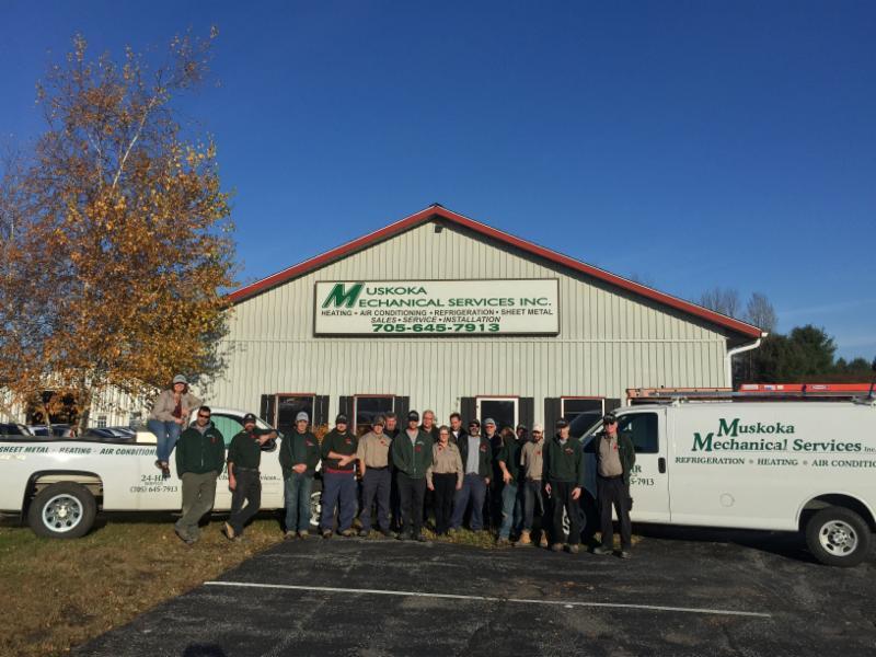 Muskoka Mechanical Service Inc Bracebridge On 17