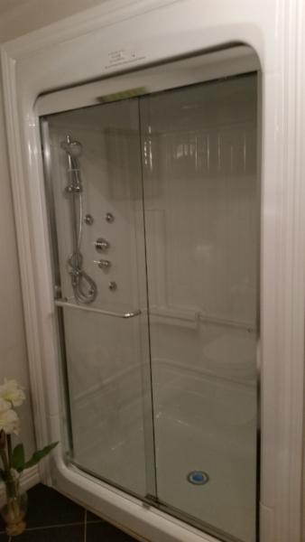 1 pc Tub Unit with Detachable Shower Head
