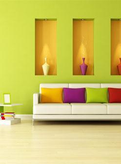 Les services sansoucy horaire d 39 ouverture 8320 rue for Peinture interieur tendance