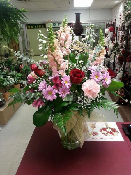Fruit Flower Baskets Edmonton : Flowers by routledge s sault ste marie on second